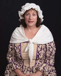 Faye Fulton as Abigail Adams
